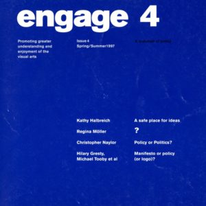 engage 4 journal cover