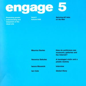 Engage 5 Journal cover
