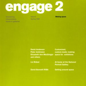 engage 2 journal cover