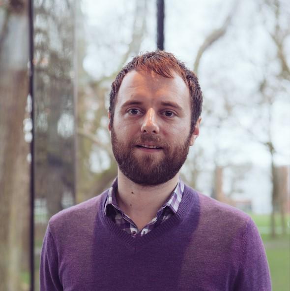 Photograph of Steven Roper